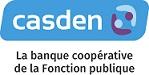Logo Casden avec texte